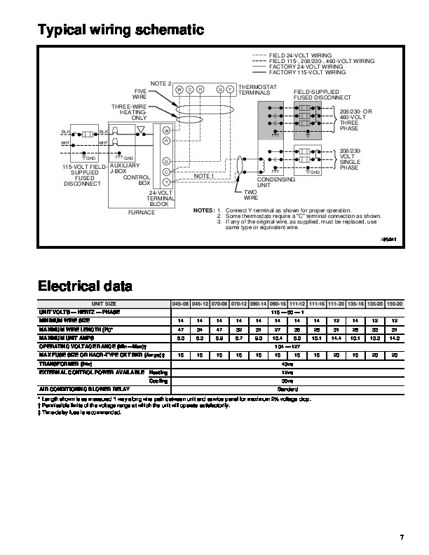 carrier 58pav parts list. carrier 58pav 5pd gas furnace owners manual page 7 58pav parts list t