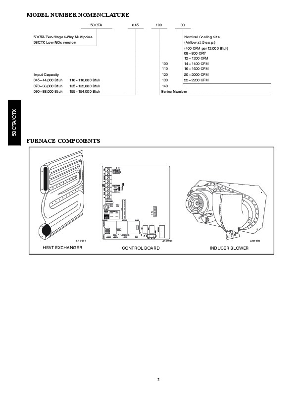 carrier comfort 80 owners manual