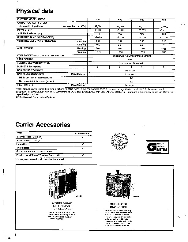 Carrier Chiller 30hxc130a operation manual
