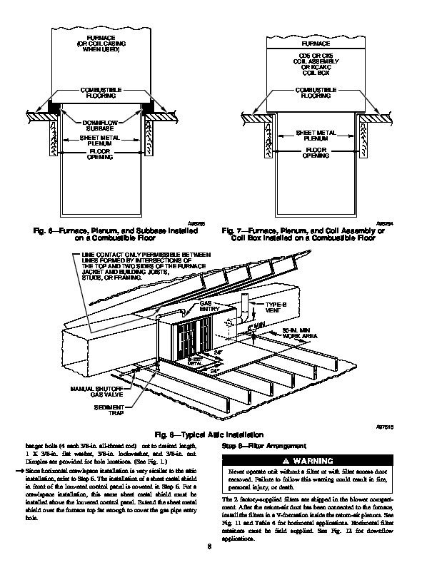 Furnace Ga Valve Wiring Diagram