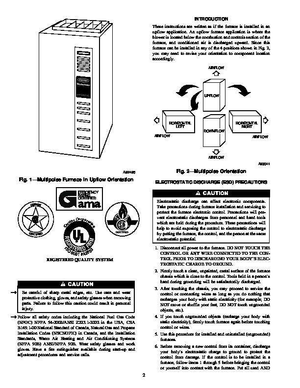 carrier 58mvp 11sm gas furnace owners manual