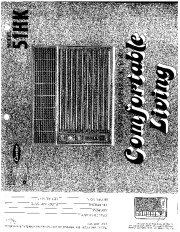 Carrier 51 63 Heat Air Conditioner Manual page 1