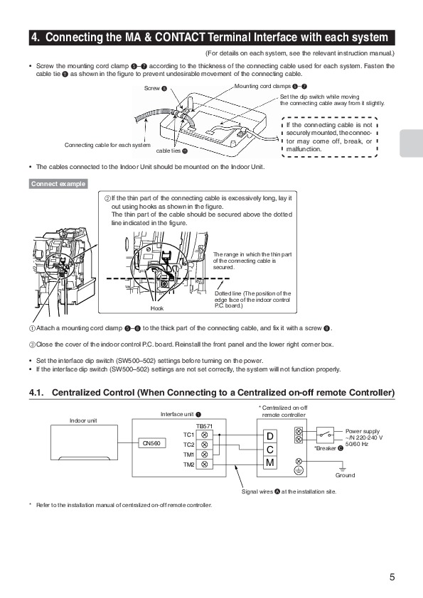 mitsubishi air conditioner manual pdf