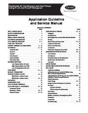 Carrier 24 25 2sm Heat Air Conditioner Manual page 1