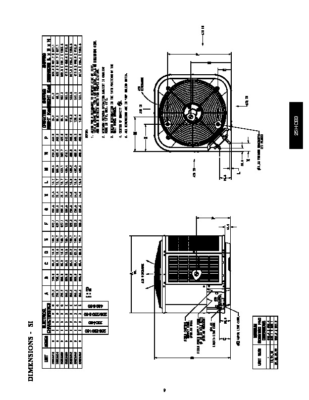 carrier 25hcb3 2pd heat air conditioner manual