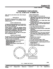 Carrier 58DF 7SI Gas Furnace Owners Manual page 1