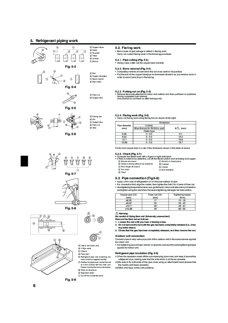 mitsubishi ducted air conditioner manual