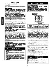 Carrier 24acb C 2si Heat Air Conditioner Manual Owners Manual page 2