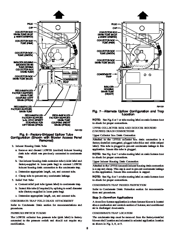 carrier 58mxb 1si gas furnace owners manual
