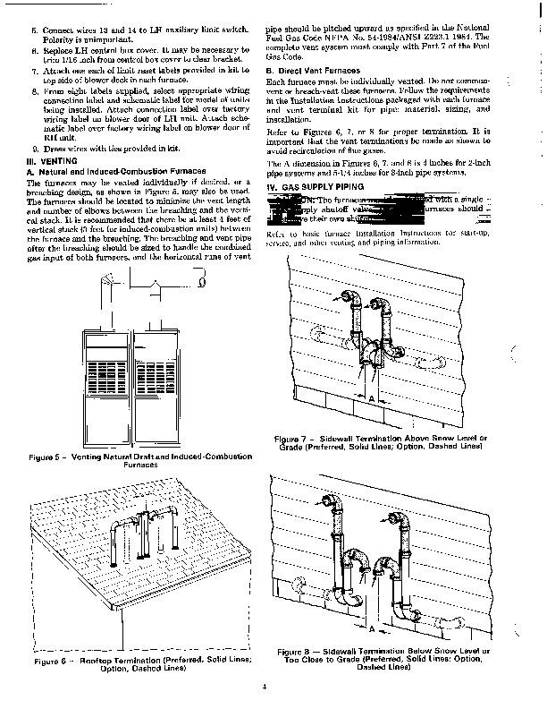 Carrier 58sx parts Manual