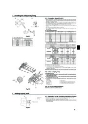 mitsubishi mr slim instructions