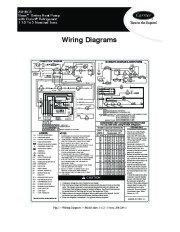 Carrier 25hbc5 1w Heat Air Conditioner Manual page 1