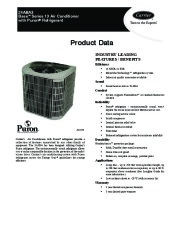 Carrier 24aba 3 1pd Heat Air Conditioner Manual page 1
