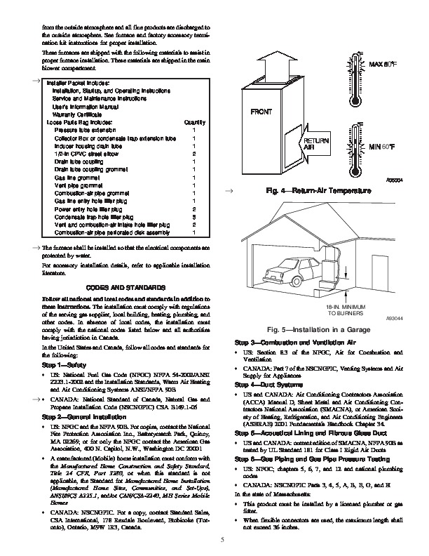 carrier 58mvb 1si gas furnace owners manual rh needmanual com Carrier AC Manual Carrier Service Manuals