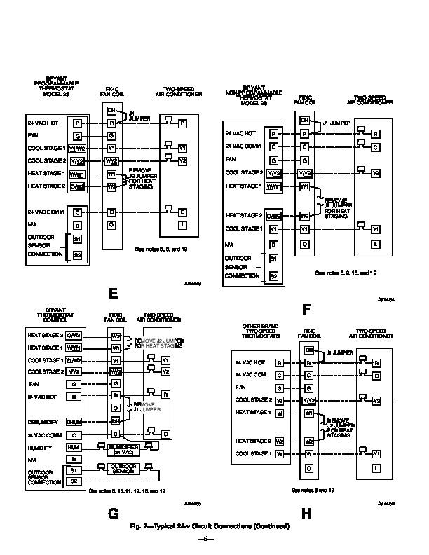carrier split air conditioner manual
