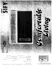 Carrier 51 75 Heat Air Conditioner Manual page 1