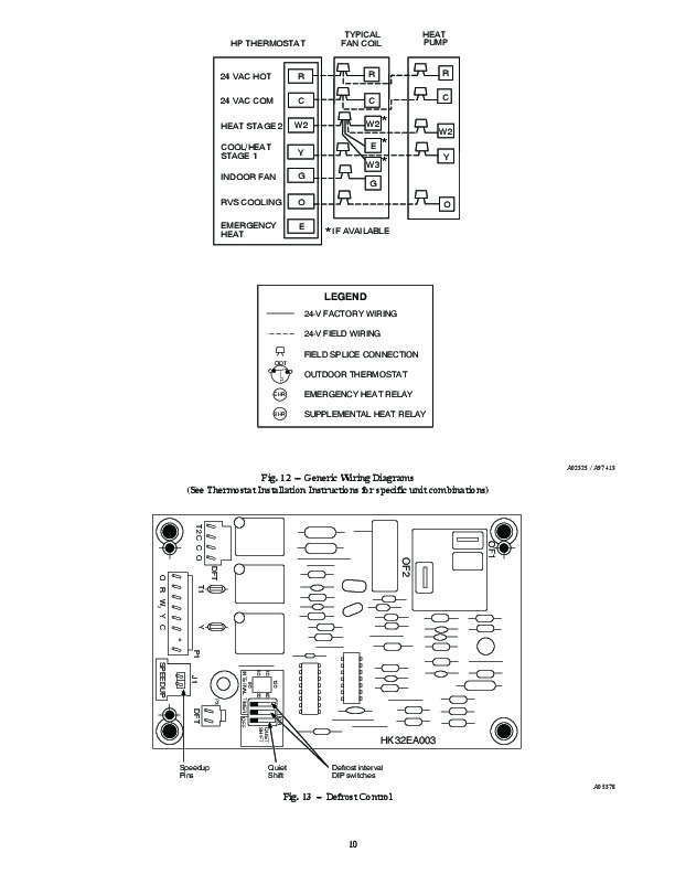 Carrier 25hca 2si Heat Air Conditioner Manual