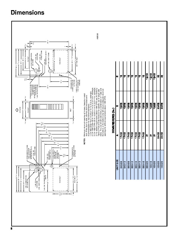 hvac commercial heating diagram
