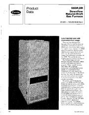 Carrier 58DP 58DR 2PD Gas Furnace Owners Manual page 1