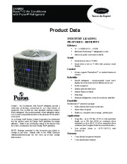 Carrier 24abb 3 2pd Heat Air Conditioner Manual page 1