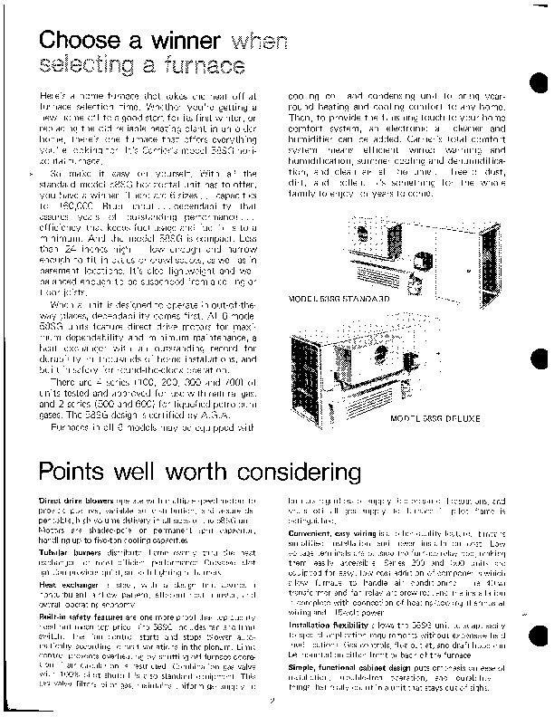 Carrier 58sg 2p gas furnace owners manual page 2