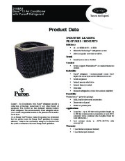 Carrier 24aba3 2pd Heat Air Conditioner Manual page 1