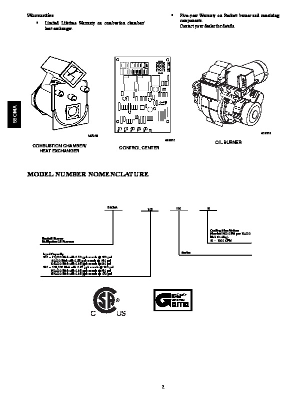 carrier 58cma 6pd gas furnace owners manual