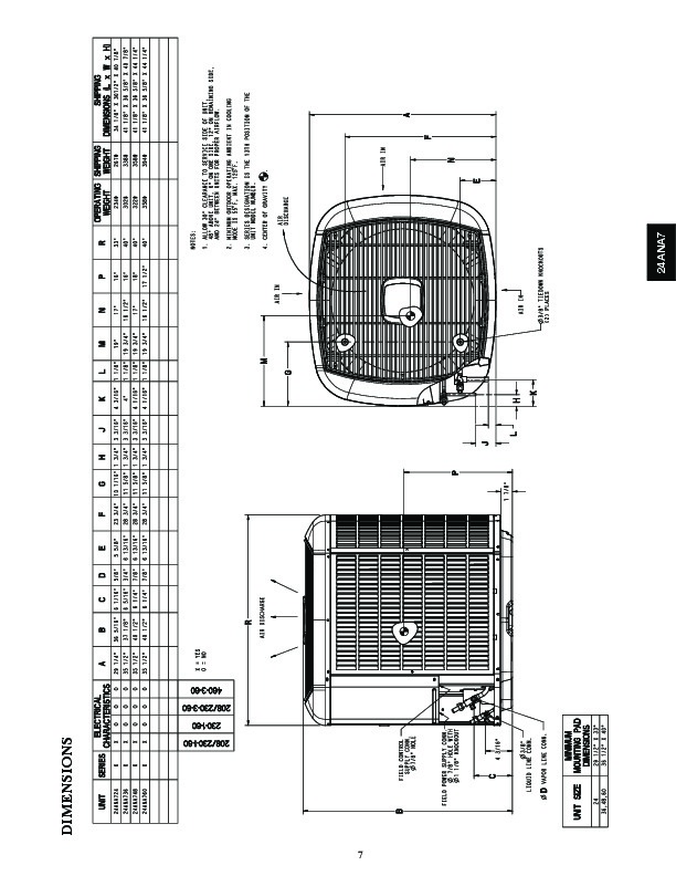 carrier 24ana7 2pd heat air conditioner manual
