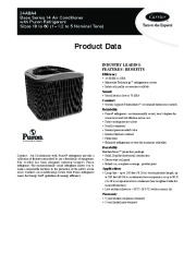 Carrier 24aba 4 2pd Heat Air Conditioner Manual page 1
