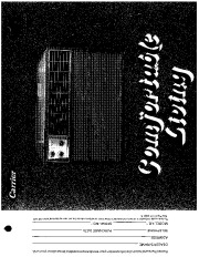 Carrier 51 107 Heat Air Conditioner Manual page 1