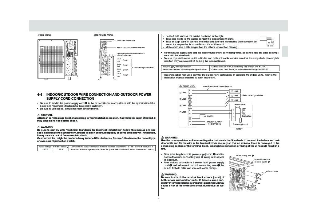 mitsubishi mxz a26 32wv air conditioner installation manual. Black Bedroom Furniture Sets. Home Design Ideas