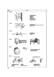 Mitsubishi Mr Slim SEZ KD25 KD35 KD50 KD60 KD71VAL Ducted Air ConditionerInstallation Manual Owners Manual page 6
