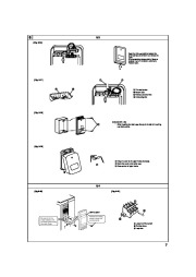 Mitsubishi Mr Slim SEZ KD25 KD35 KD50 KD60 KD71VAL Ducted Air ConditionerInstallation Manual Owners Manual page 7