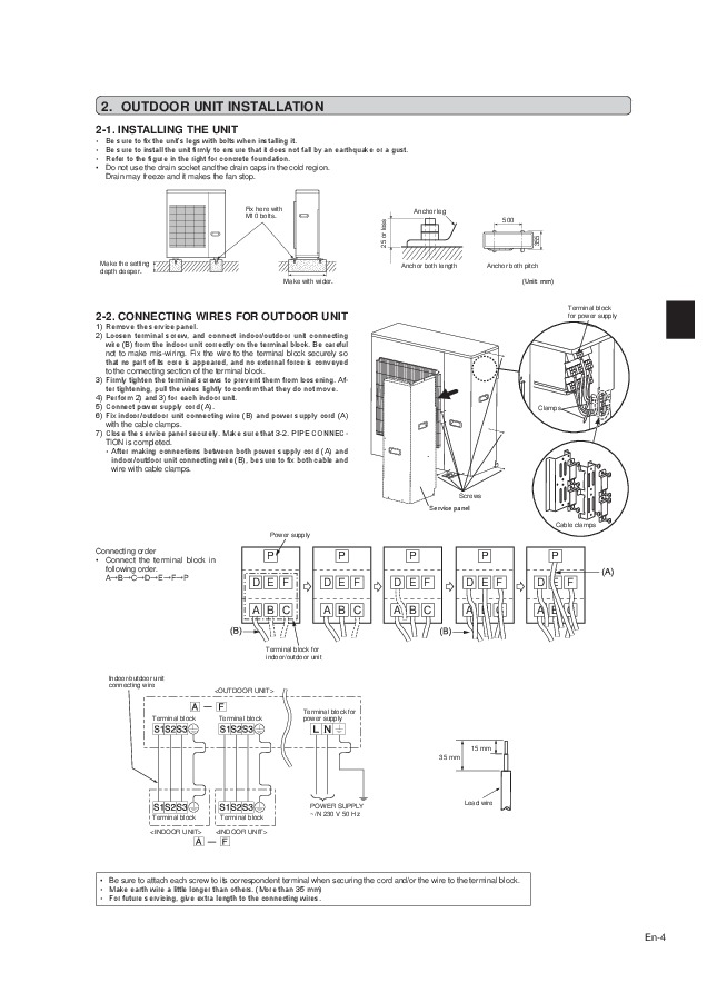 Air conditioner installation air conditioner installation pdf photos of air conditioner installation pdf fandeluxe Image collections