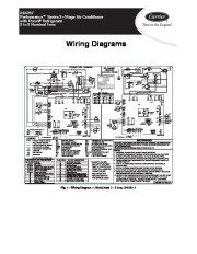 Carrier 24apa7 1w Heat Air Conditioner Manual page 1