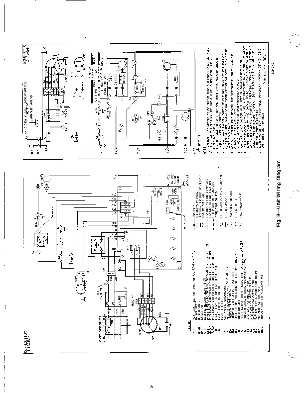 Carrier Wiring Schematics