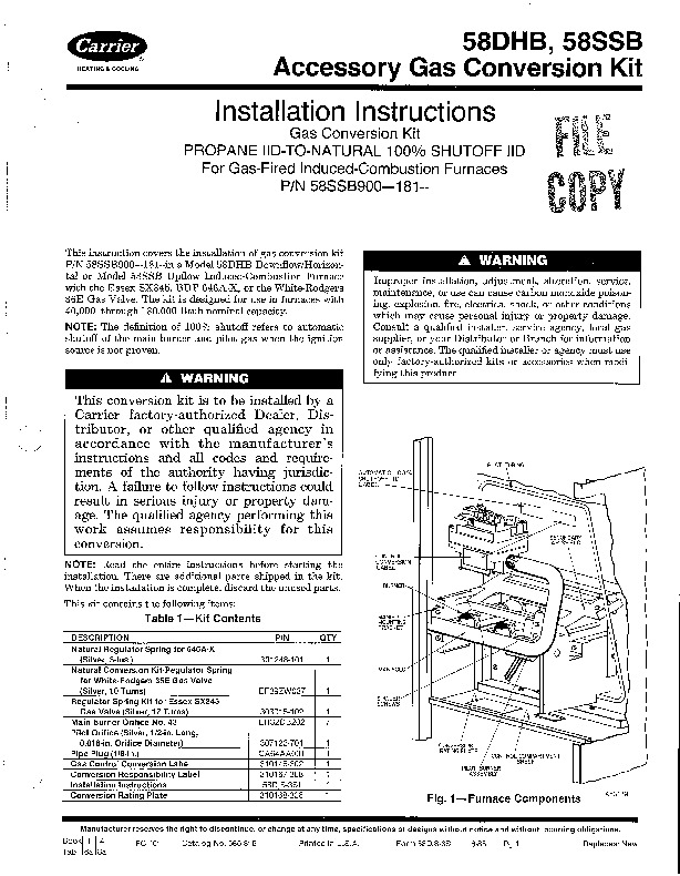 carrier 58d 58s 3si gas furnace owners manual rh needmanual com
