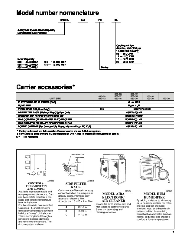 carrier 58msa 3pd gas furnace owners manual rh needmanual com carrier furnace manuals carrier furnace manuals