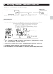 Mitsubishi MAC 399IF E Air Conditioner Installation Manual Owners Manual page 7