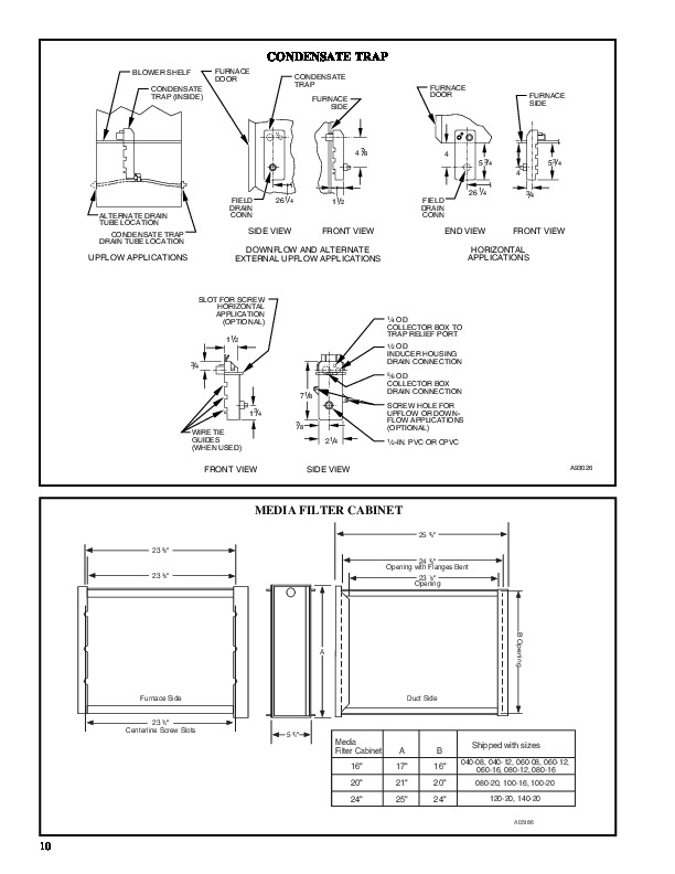 Carrier 58mtb 1pd Gas Furnace Owners Manual