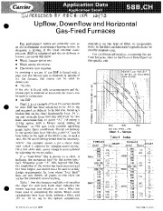 Carrier 58B 58B 58CH 1XA Gas Furnace Owners Manual page 1