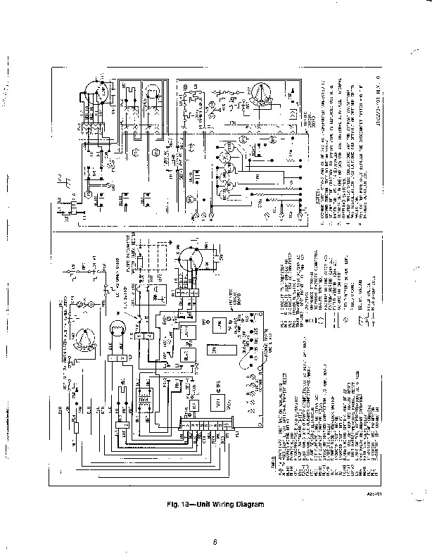 tempstar air handler wiring diagram  engine  wiring diagram images