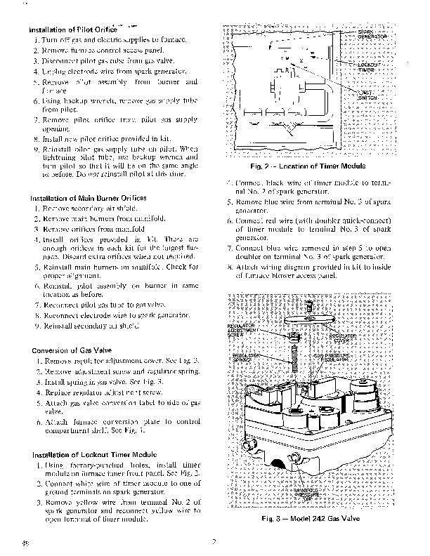 Carrier 58se 9si Gas Furnace Owners Manual