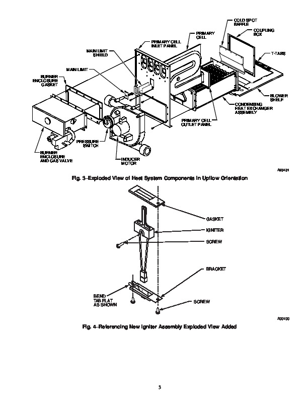 Carrier Ga Furnace Part