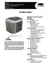 Carrier 24ana1 1pd Heat Air Conditioner Manual page 1
