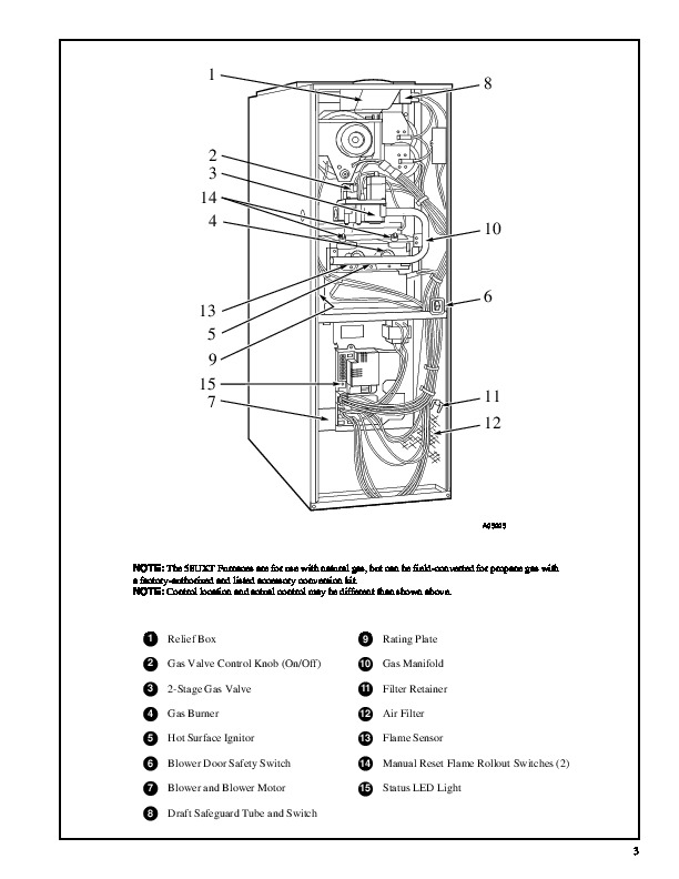 Carrier Furnace Heat Exchanger