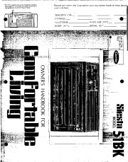 Carrier 51 C2 Heat Air Conditioner Manual page 1