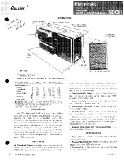 Carrier 58CH 2P Gas Furnace Owners Manual page 1