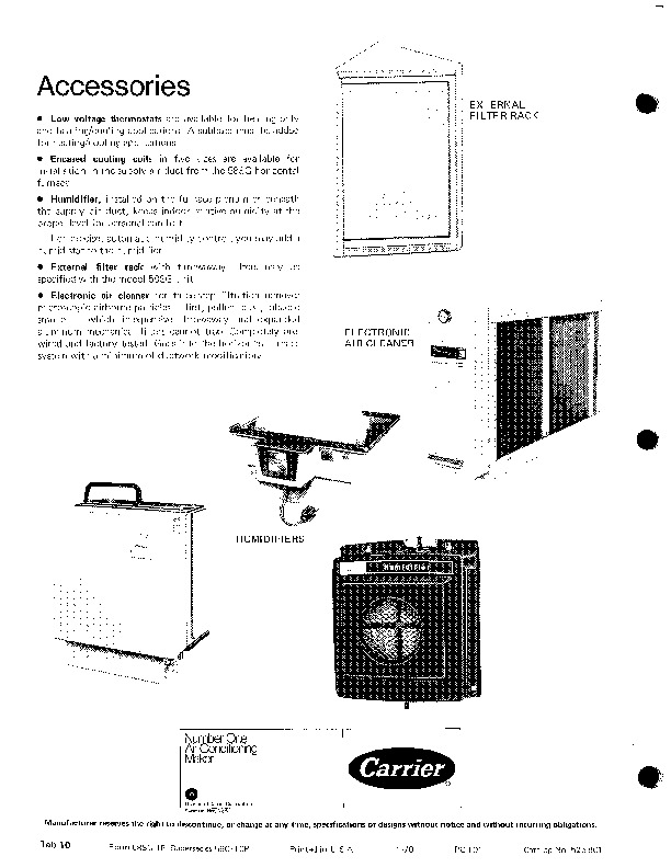 carrier 58sg 1p gas furnace owners manual