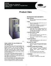 Carrier 58VMR 5PD Gas Furnace Owners Manual page 1